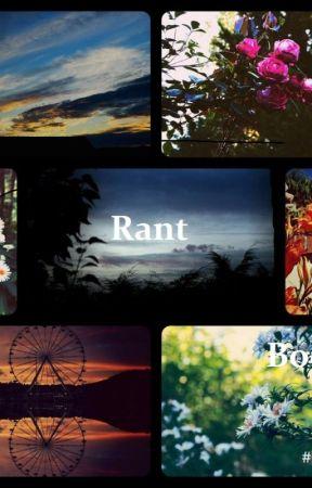 My Rant Book PrunyBarnes by EloHx1