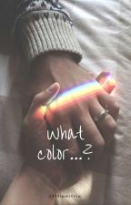What color...? • one-shot by litttleminnie
