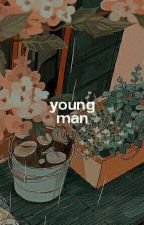 young man · kookv by angeItae