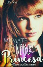mi mate una nerd princesa by HarmonyGracelove