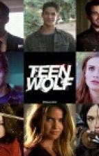 teen wolf by rosedenali