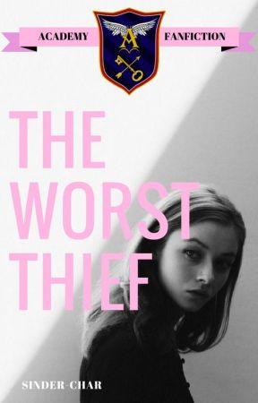The Worst Thief (An Academy Ghost Bird Fanfiction) by sinder-char