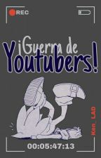 Shadamy. ¡Guerra de YouTubers! by Ken_LAD