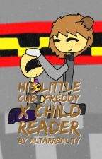 His Little Cub (Freddy X Child Reader) by SquippedTrash