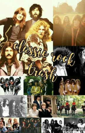 Classic Rock Trash by conceptalbumhorsie