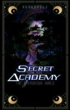 SECRET ACADEMY;Finding Mysteries Behind It by redeeagle