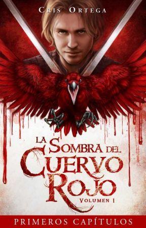 La sombra del cuervo rojo by cris-ortega