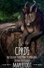 CPRDI - The Creature Protection, Restoration, Defence Initiative by maplefoot