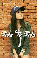 Side To Side (J.S V/S B.R) by bizzlebutera