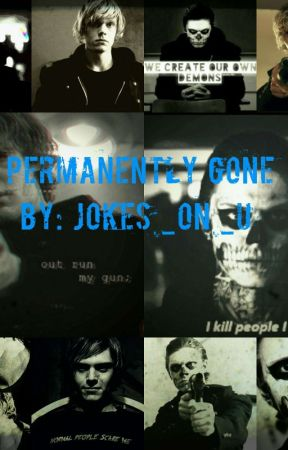 Permanently Gone (AHS Tate Langdon) by JOKES_ON_U