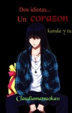 Dos idiotas...Un corazón (Kanda Yuu y tu) by Claudiamatsuoka11