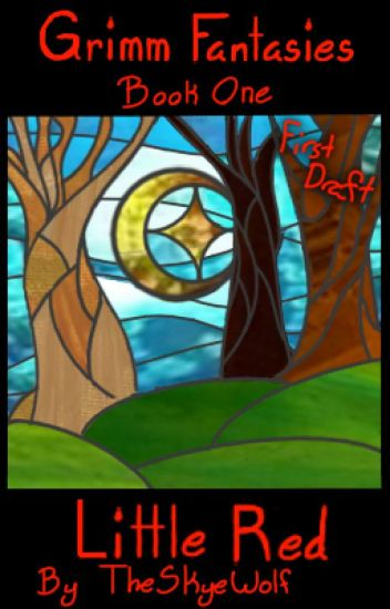 Grimm Fantasies Book One: Little Red (BxB)