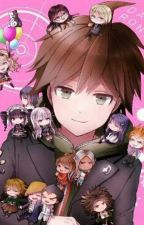 Danganronpa x Reader Soulmate! AU's by Puppelove