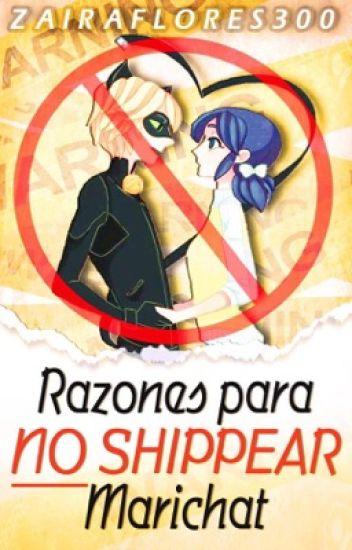 "Razones para no shippear ""Marichat"""