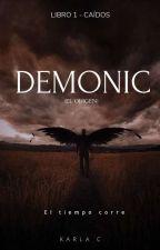 Demonic. by larryistrueart