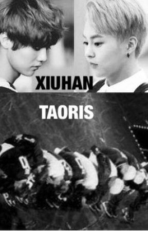 Xiuhan+Taoris by DAYUMM_chanyeol