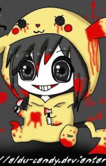 Jeff the killer x reader what just happened?