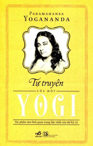 Tự Truyện của một Yogi - Nhã Nam