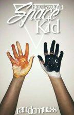 Space Kid (Randomness) by universallyblue