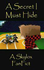 A Secret I Must Hide (a Skylox fanfict) by Only_1_Gamer_Luna