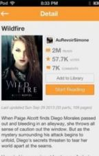 Wildfire by AuReviorSimone by wattacritic