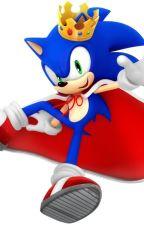 Sonic and the Chaos Kingdom AU by Cutegirlmayra