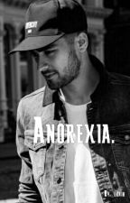Anorexia.  «Zayn Malik» by _ekath