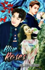 [OG]Blue Roses  by Evil_Yeoja