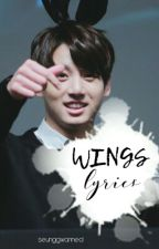 BTS WINGS LYRICS by seunggwanned