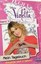 Violetta Tagebuch 3  by ILoveYouLind