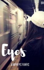 Eyes ~ e. o'connor by -brooke-
