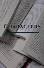 Characters- by vivoperharold94