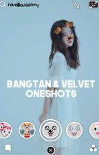 Bangtan and Velvet | btsvelvet oneshots by revelliousarmy