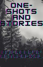 Book Of oneshots by CreepypastaJackal
