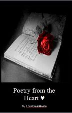 Poetry from the Heart by SarahWebster3