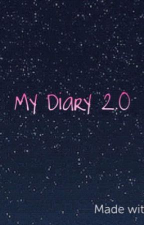 My diary 2.0 by JordieWallis
