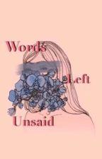 Unspoken words by ParisseFranx