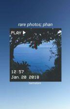 rare photos; phan by taematare