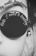 Help, I need a badboy! (VOLTOOID: 14-7-2017) by multii_fandomm_