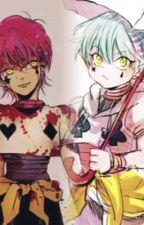 Hisoka's devils (hunter x hunter story)  by jinxe04