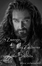 13 Zwerge, ein Zauberer und zwei Hobbits by hobbit-loves-food