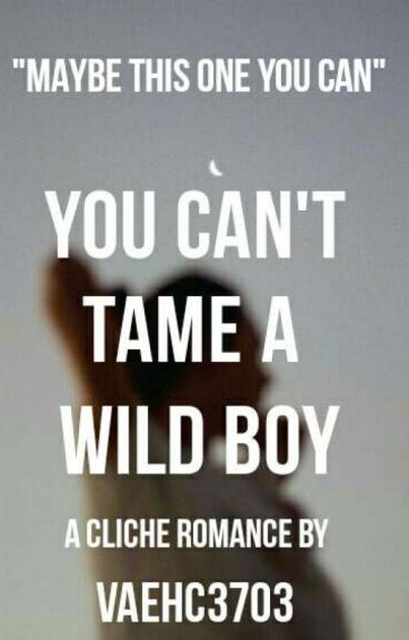 You Can't Tame A Wild Boy