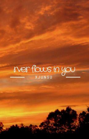 river flows in you » chanbaek by xjunsu