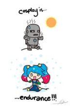 My cosplay MISadventure by MusoMicky