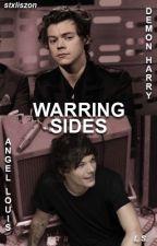 Warring Sides ϟ l.s. by stxliszon