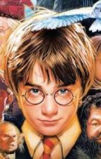 Harry Potter and the philosophers stone (start of a new world) by avada_kedavra04