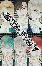 Star67  [High School AU!Mystic Messenger x M!Reader] by PrinceSkittleMilk