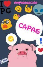 Capas♣//Aberto by Mayaragecina