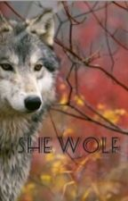 She Wolf by Mangle_Cultura