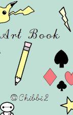 A Wild Art Book Appeared by Chibbi2